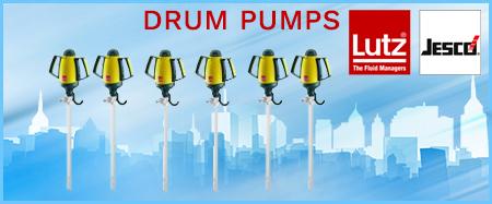 Lutz Drum Pumps