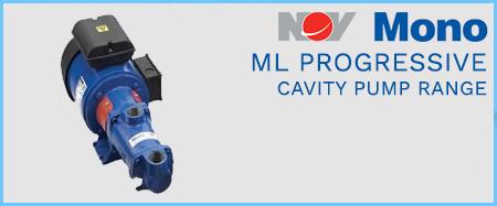 ML Progressive Cavity Pump Range