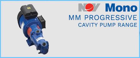 MM Progressive Cavity Pump Range