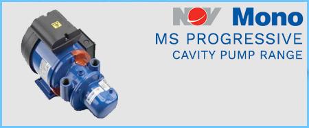 MS Progressive Cavity Pump Range