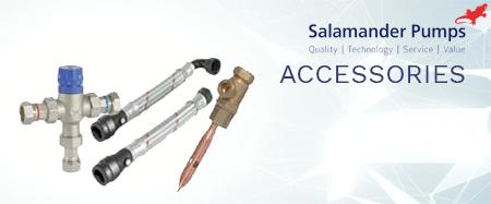 Salamander Accessories