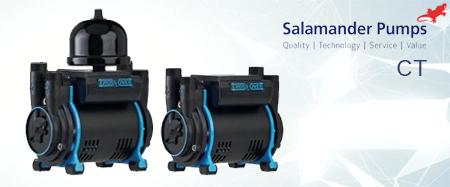 Salamander CT Bathroom Pumps