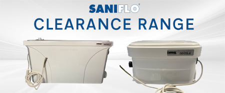 Saniflo Clearance