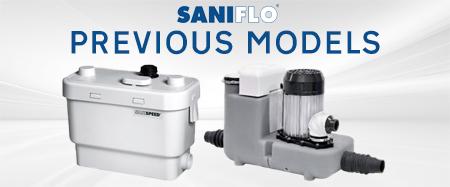 Saniflo Previous Models