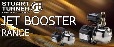 Jet Booster Pumps 240V