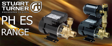 PH ES (FL/B) Peripheral Booster Pumps