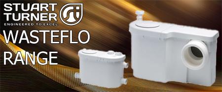 Wasteflo Domestic Sanitary Pumps