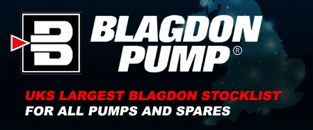 FDA Compliant Blagdon Pumps