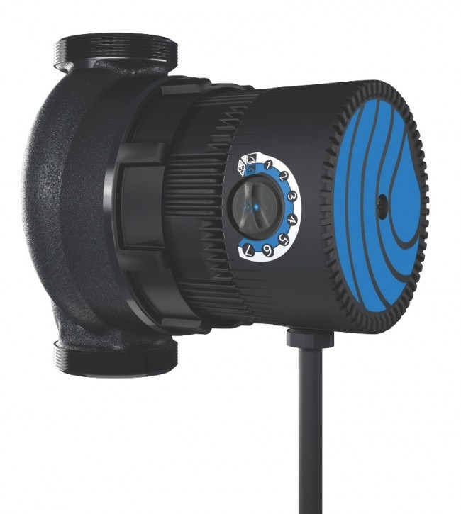 image showing lowara central heating pump