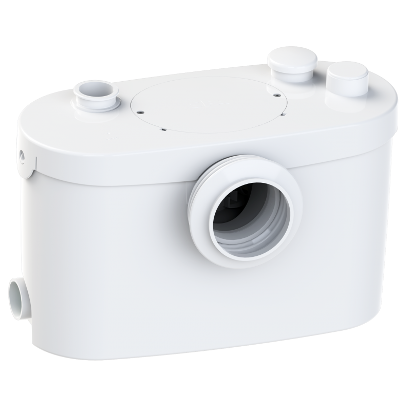 picture of a saniflo sanipro bathroom system